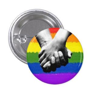 Pride LGBT 1 Inch Round Button