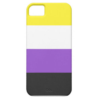 Pride Not Binárie iPhone 5 Case