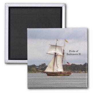 Pride of Baltimore II magnet