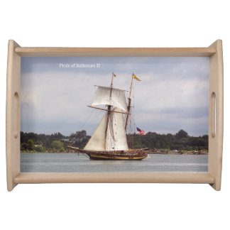 Pride of Baltimore II tray