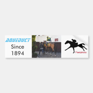 Pride of Saratoga Bumper Sticker