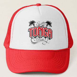 Pride of Tonga Trucker Hat