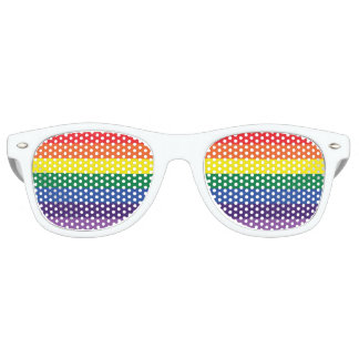 Pride Party Glasses