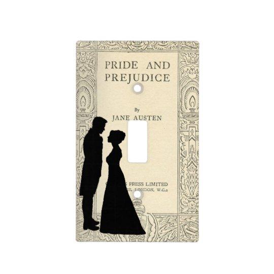 Pride & Prejudice Light Switch Cover