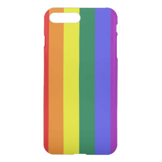 Pride rainbow Apple  iPhone case