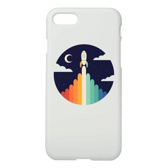 Pride Rocket iPhone 8/7 Case