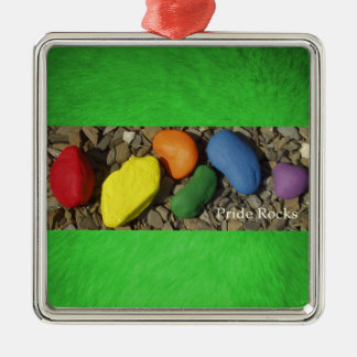 """Pride Rocks"" ornament"