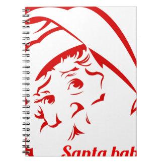 Pride store Santa Baby Notebook