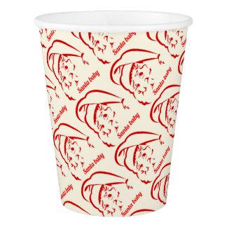 Pride store Santa Baby Paper Cup