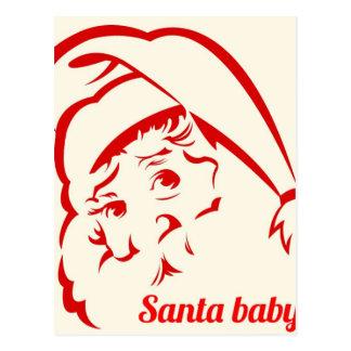 Pride store Santa Baby Postcard