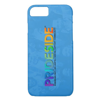 PRIDESIDE® Apple iPhone 7, Barely There Phone Case