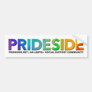 PRIDESIDE® Bumper Sticker