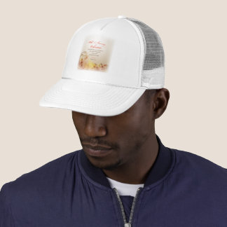 Priest, 50th Anniversary of Ordination Blessing Trucker Hat
