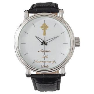 Priest Anniversary 15th 20th 25th 30th 40th 50th Wrist Watch