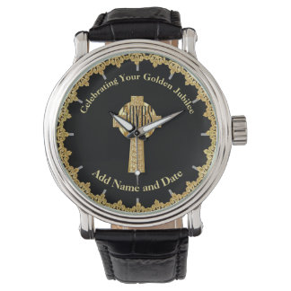 Priest Anniversary GOLDEN JUBILEE - EDIT for ANY Watch