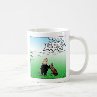 priest coffee mug