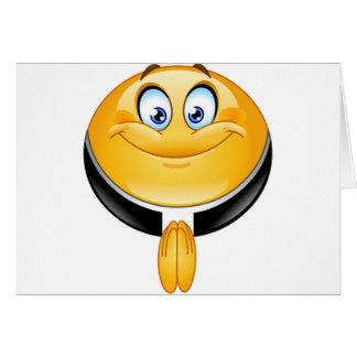 priest emoji card