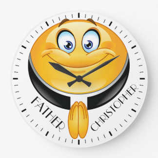 Priest Father OTime Clock