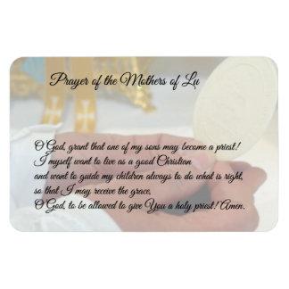 Priest Hands Eucharist Host Magnet