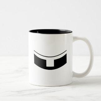 Priest Two-Tone Coffee Mug