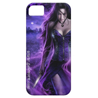 Priestess Dreaming iPhone 5 Cover