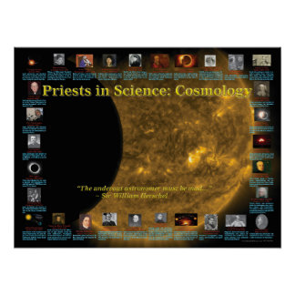 Priests in Science: Cosmology Poster