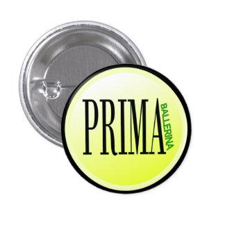 Prima Ballerina 1 Inch Round Button