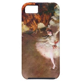 Prima Ballerina by Edgar Degas Vintage Ballet Art iPhone 5/5S Case