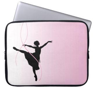 Prima Ballerina Laptop Sleeve
