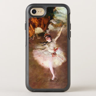 Prima Ballerina, Rosita Mauri by Edgar Degas OtterBox Symmetry iPhone 8/7 Case