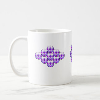 """Prima Materia"" Pattern Design for a small mug"