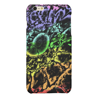 "Primalbeasts ""Ammonite Rainbow"" iPhone 6/6S+ Case"
