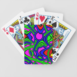 Primary Bicycle Playing Cards