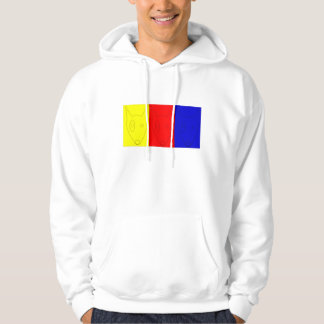Primary Color Terriers Hoodie