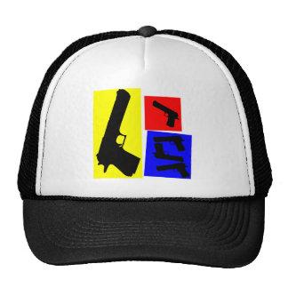Primary Pistol Motion Trucker Hat