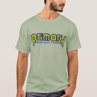 Primary Productions light color t T-Shirt