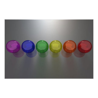 Primary Spheres Poster