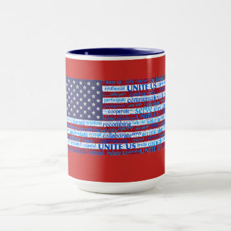 Prime LA UNITE US Diversity/Collaboration Mug