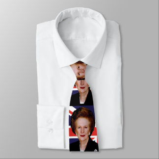 Prime Minister Margaret Thatcher Tie