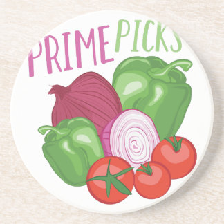 Prime Picks Coaster