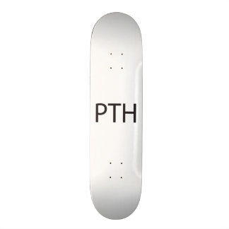 Prime Tanning Hours.ai Skate Board Deck