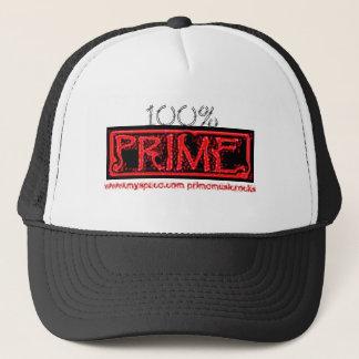 Prime trucker hat