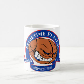 Primetime Players Basketball Club Coffee Mug