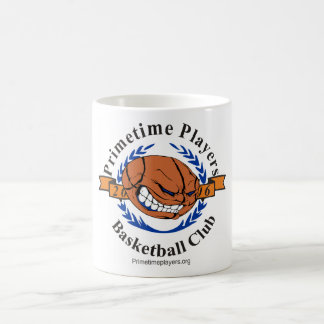 Primetime Players Basketball Club Coffee Mug