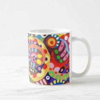 Primeval Plexus Coffee Mug