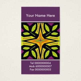 Primitive Art Business Cards