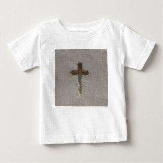 Primitive Christian Cross customize favorite Bible Baby T-Shirt