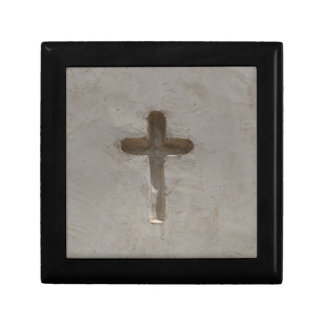 Primitive Christian Cross customize favorite Bible Gift Box