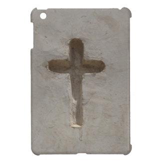 Primitive Christian Cross customize favorite Bible iPad Mini Cases