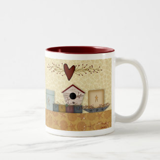 Primitive Collection Mug